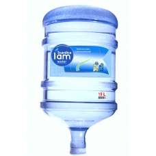 IAM WATER SCARDICA® 19L, Natural Artеsian Water, Delivery only North Macedonia