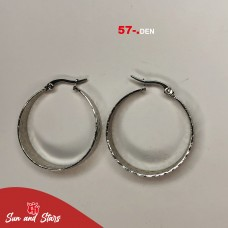 Earrings 1 pcs 57 den.