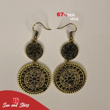 Earrings 1 pcs 67 den.