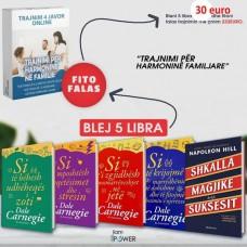 Bleni 5 librat 30 Euro fitoni falas Trajnimin per Harmonine Familjare me çmim 144euro plotesisht falas! 30+20 Euro posta