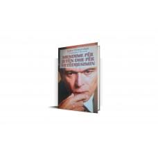 Janez Dërnovshek - Mendime për jetën dhe vetëdijesimin Librin të cilin e keni 5 euro+5 euro posta
