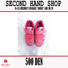 Children's Shoes Girl