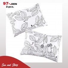 Pillow cases 2pcs  97 den.
