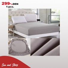 Bedsheet with elastic (200*200) High Quality 390 den.
